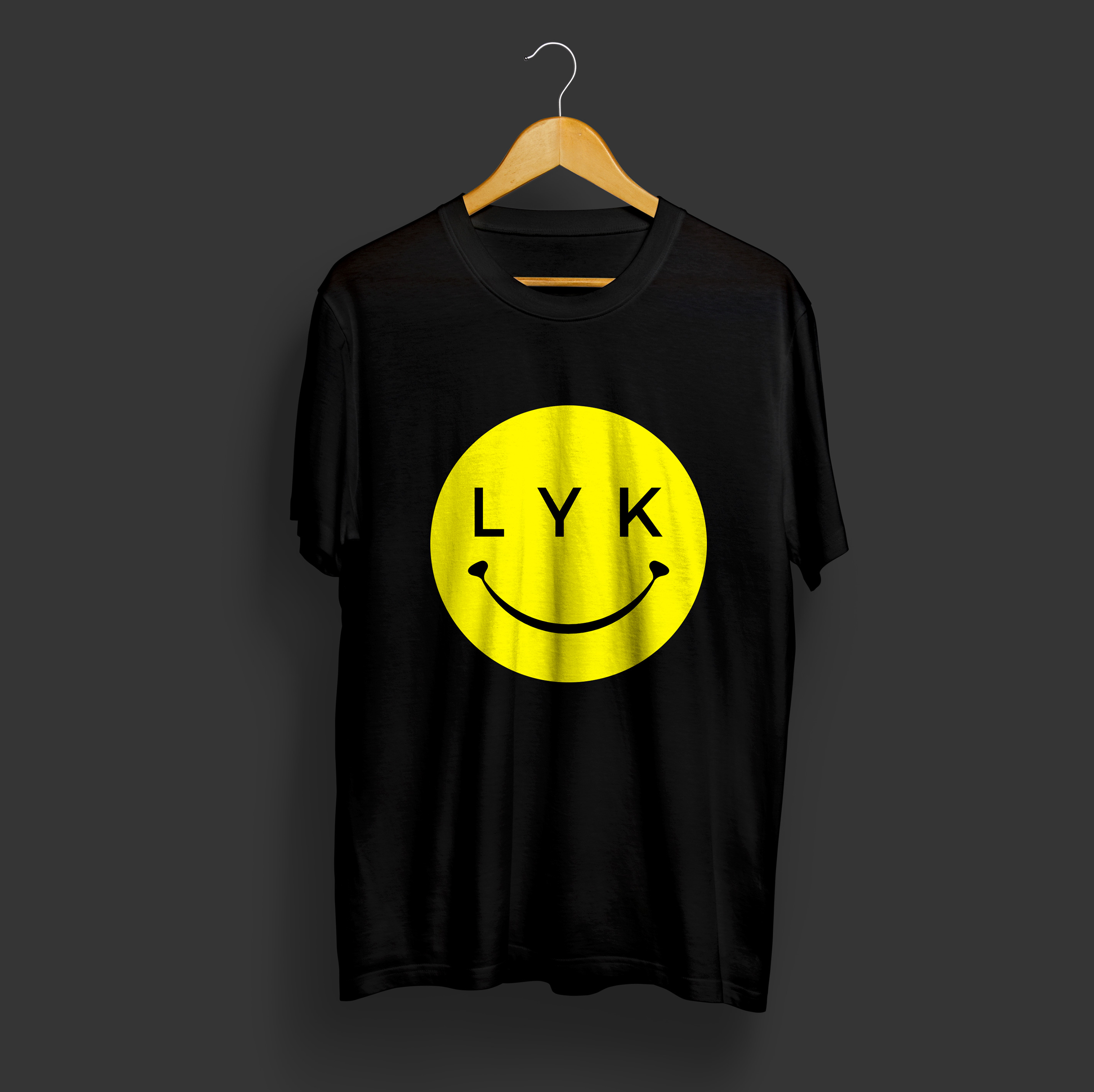 Playera Smile
