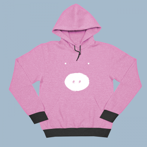 Sudadera #Oink - Hombre _ Mujer