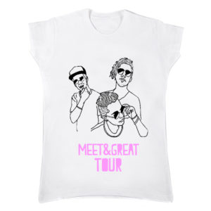 Playera Oficial Meet&Great